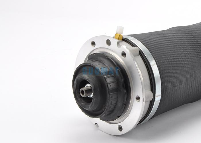 高马特经典案例--空气弹簧故障分析及其改进方法